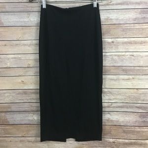 Silence + Noise Black Skirt